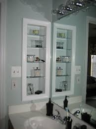 bathroom medicine cabinet ideas custom medicine cabinets cabinets recessed stunning white