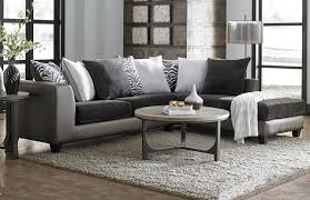 Gray Fabric Sectional Sofa Sofa Gray Sectional Sofa With Chaise Awesome Interior Gorgeous