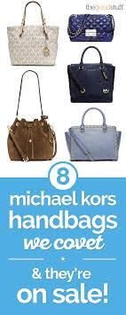 8 michael kors handbags we covet they re on sale thegoodstuff