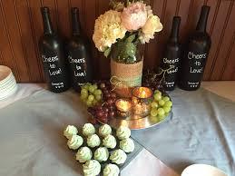 my bridal shower garden wine themed market street petite