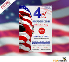 Real Estate Flyer Template Free by Usa Independence Day Flyer Template Free Psd Download Download Psd