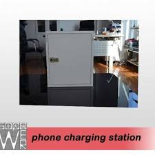sopower charging box 6 doors wall mounted cell phone charging