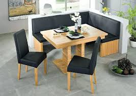 dining table white corner dining set breakfast nook bench table