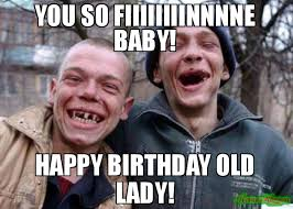 Grumpy Old Lady Meme - old lady birthday memes memes pics 2018