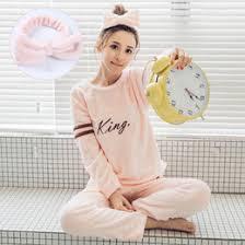 discount pajama 2018 silk pajama on sale at
