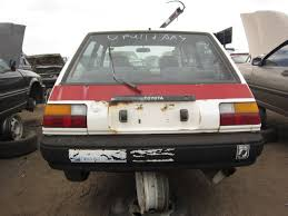 1982 Toyota Corolla Hatchback Junkyard Find 1988 Toyota Corolla The Truth About Cars