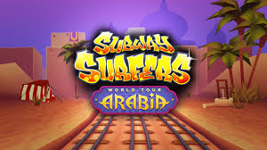 subway surfer mod apk subway surf mod apk arabia with unlimited coins and