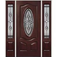 15 Lite Exterior Door 60 15 Lite Steel Prehung Exterior Door Unit Left