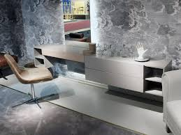 Background Wall Mirror Wall Tiles Contemporary Bedroom by Image Result For Wall Mounted Dressing Table Designs For Bedroom