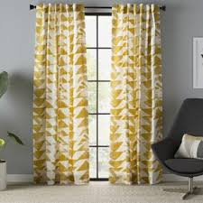 What Type Of Fabric For Curtains 120 Inch Curtains And Drapes You Ll Wayfair