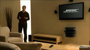 used bose home theater system thrillingaudio bose lifestyle unify simple to setup youtube