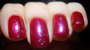 what happens to the body after putting on nail polish