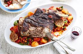 moroccan style shoulder of lamb tesco real food