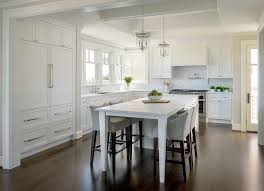 white kitchen island with seating white kitchen island with legs as dining table lined with