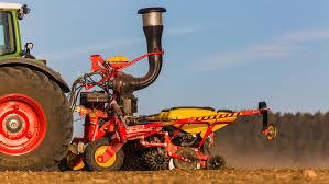 tempo v a versatile high speed precision planter