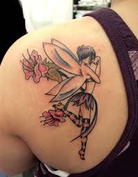 34 most beautiful fairy tattoo designs for girls 2012 sheplanet