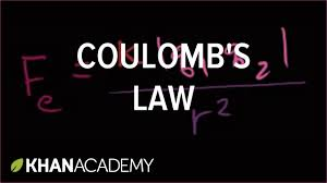 coulomb u0027s law electrostatics electrical engineering khan