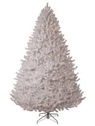 nice white artificial christmas trees delightful decoration