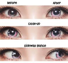 geo animation cp a6 halloween contact lenses pinkyparadise