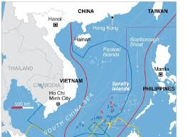 Map Of China And Hong Kong by What Role Will Russia Play In The Us Chinese South China Sea Drama