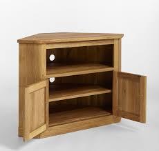 Modern Oak Furniture Brooklyn Contemporary Oak Corner Tv Cabinet Oak Furniture