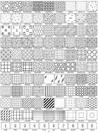 surface pattern revit download autocad hatch patterns preview page cad hatch patterns preview