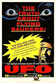 unidentified flying objects the true story of flying saucers 1956