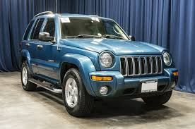 jeep liberty limited interior 2003 jeep liberty limited 4x4 northwest motorsport