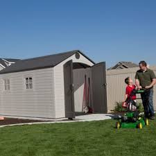 outdoor storage sheds u0026 boxes for less overstock com