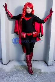Batgirl Halloween Costume Batman Costume Batgirl Halloween Red Cape Cosercosplay