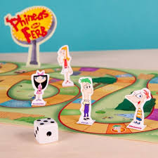 Phineas And Ferb Backyard Beach Game Phineas And Ferb U0027s Backyard Board Game Backyard Gaming And Board