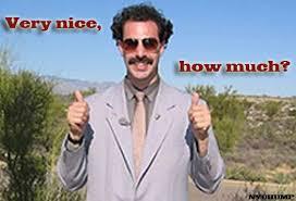 Borat Very Nice Meme - borat very nice how much animated gifs photobucket