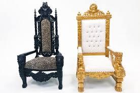 King Chair Rental Prop Rates Studio Space Atlanta