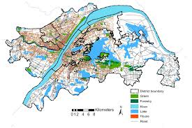 Wuhan China Map by Sustainability Free Full Text Mapping And Quantifying Spatial