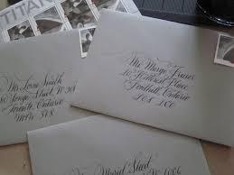 weddings letters in ink