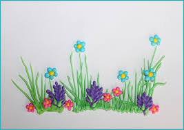 easy spring flower transfers julia usher recipes for a sweet