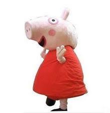 Peppa Pig Halloween Costume Peppa Pig Costume Ebay