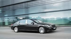 mercedes maybach 2016 2016 mercedes maybach s class s600 side hd wallpaper 2