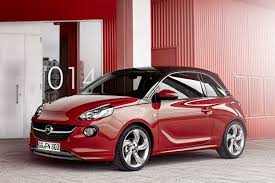 opel australia opel adam neupreis sporty opel adam s production model revealed