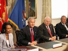 George Bush Cabinet Bush Administration U2013 Cafferty File Cnn Com Blogs