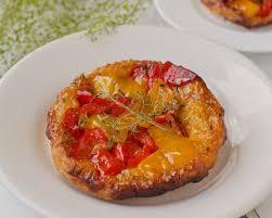 tarte tatin cuisine az recette tarte tatin aux poivrons