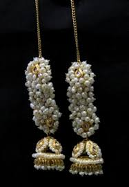 jhumka earrings online shopping moti jhumkas earrings real fresh water pearls jhumka craftsvilla