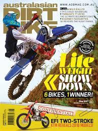 motocross bikes for sale ni australasian dirt bike magazine may 2017 by alex m roman issuu