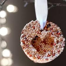 the 25 best bird seed ornaments ideas on diy