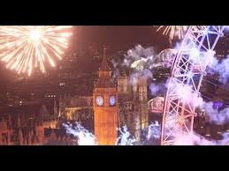 fireworks 2018 new year s celebrations from around the world