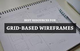 best resources for sketching grid based wireframes hongkiat