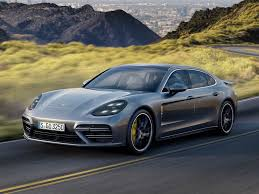 future porsche panamera porsche has a stunning new panamera luxury limo business insider