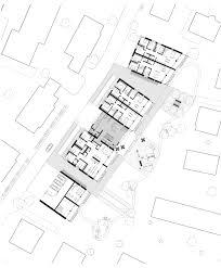 floor plan u2013 level 1 1 200 model lines for book multi