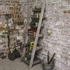 Wooden Ladder Bookcase by Rustic Wooden Ladder Shelf U2014 Optimizing Home Decor Ideas Build