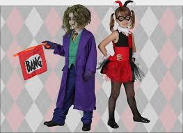 Cheap Halloween Costumes Kids Harley Quinn Costumes Batman Joker Costumes